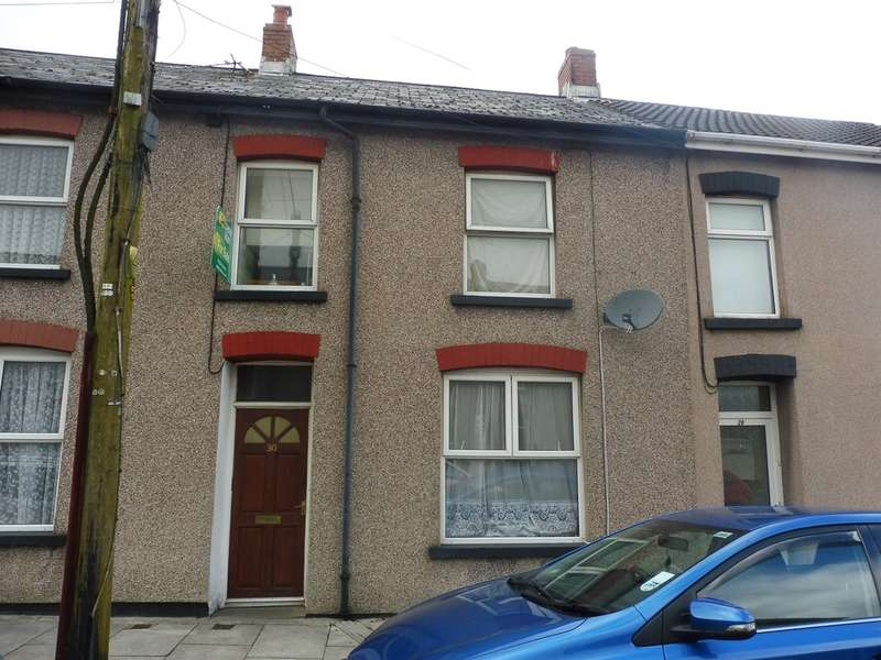 3 Bedrooms Terraced House for sale in Roman Road, Banwen, Neath