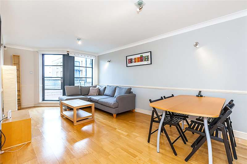 1 Bedroom Flat for sale in Vanilla and Sesame Court, Curlew Street, London, SE1