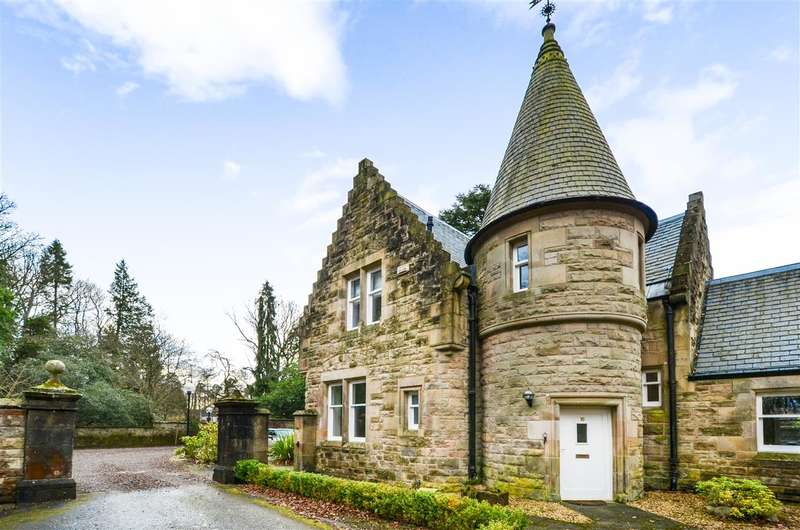 3 Bedrooms Mews House for sale in The Mansion House, Dollarbeg Castle, Dollar