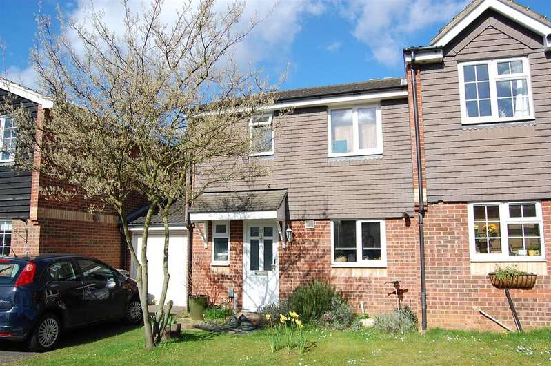3 Bedrooms End Of Terrace House for sale in Talisman Street, HITCHIN