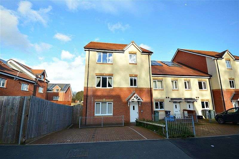 2 Bedrooms Flat for sale in Clos Cae Nant, Cwmbran