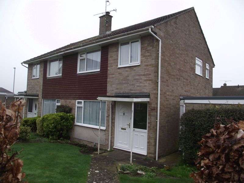 3 Bedrooms Semi Detached House for sale in Legion Close, Castle Park, Dorchester