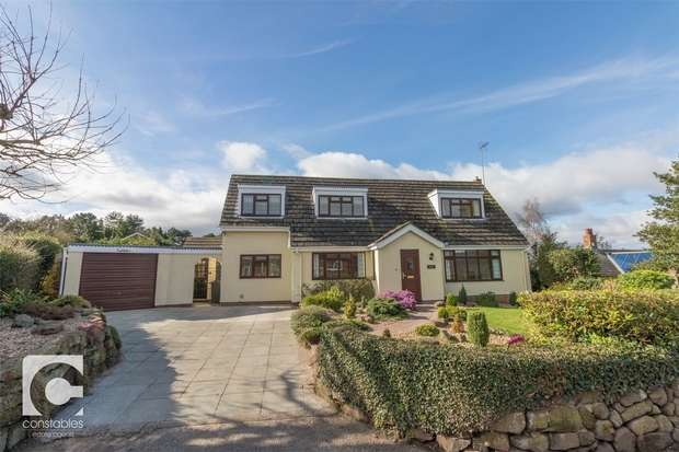 3 Bedrooms Detached House for sale in Victoria Road, Little Neston, Neston, Cheshire