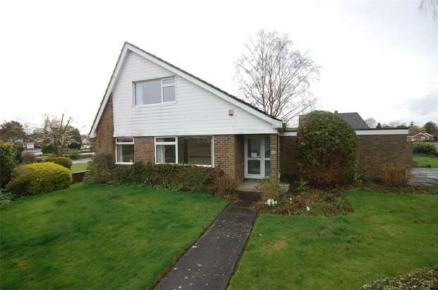 3 Bedrooms Detached House for sale in Langdon Avenue, Aylesbury, Buckinghamshire