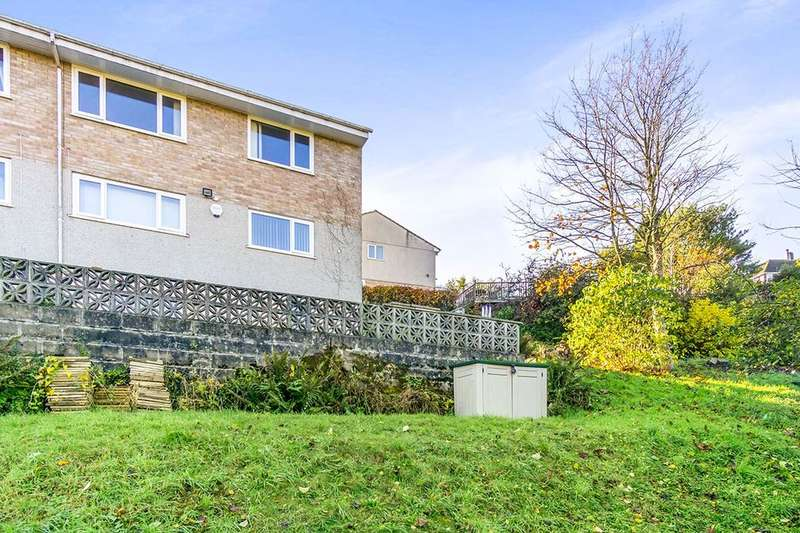 3 Bedrooms Semi Detached House for sale in York Road, Weston Mill , Plymouth, PL5