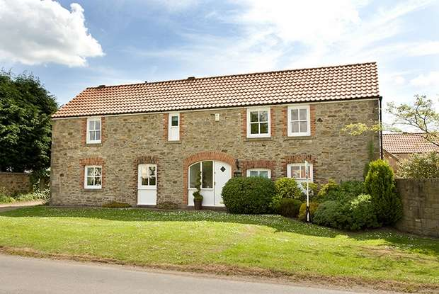 4 Bedrooms Detached House for sale in Tudhoe Hall Farm Court, Tudhoe Village, SPENNYMOOR, Durham