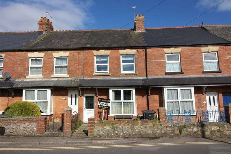 2 Bedrooms Terraced House for sale in Crimchard, Chard
