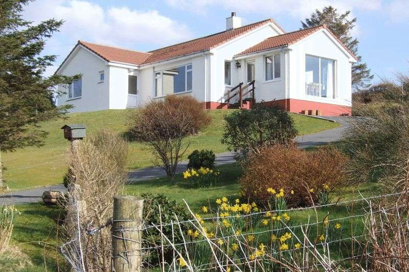 3 Bedrooms Detached Bungalow for sale in Portnalong, Isle Of Skye