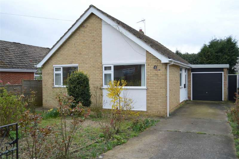 3 Bedrooms Detached Bungalow for sale in Ashcourt Drive, Hornsea, East Riding of Yorkshire