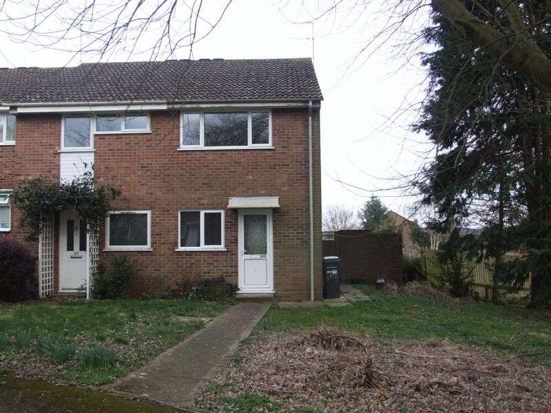2 Bedrooms Terraced House for sale in Cavalier Way, Yeovil