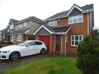 3 Bedrooms Detached House for sale in Hornby Chase, Maghull, Liverpool, England, L31