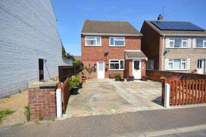 3 Bedrooms Detached House for sale in Cromer, Norfolk