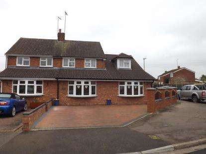 3 Bedrooms Semi Detached House for sale in Waterdell, Leighton Buzzard, Bedfordshire