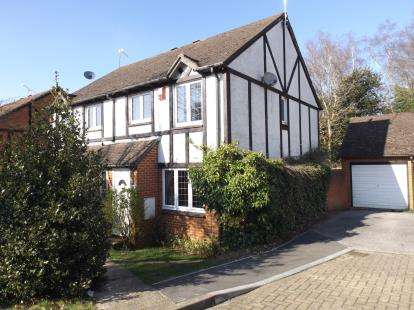 3 Bedrooms Semi Detached House for sale in Dibden Purlieu, Southampton, Hampshire