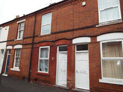 2 Bedrooms Terraced House for sale in Croydon Road, Radford, Nottingham, Nottinghamshire