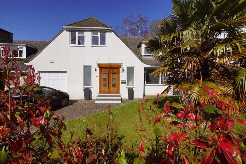 4 Bedrooms Detached House for sale in Links Road, Lower Parkstone, Poole