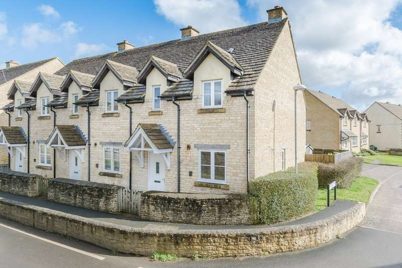 2 Bedrooms End Of Terrace House for sale in Beaufort View, Luckington