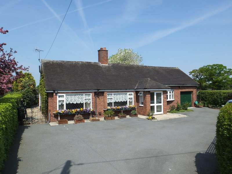 Detached House for sale in TWEMLOW LANE, CRANAGE