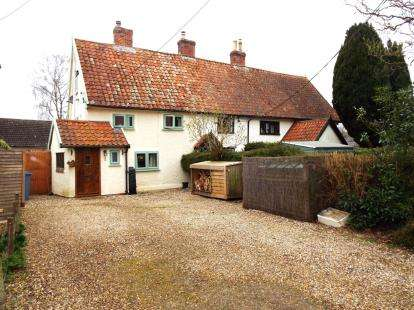 3 Bedrooms End Of Terrace House for sale in Glemsford, Sudbury, Suffolk