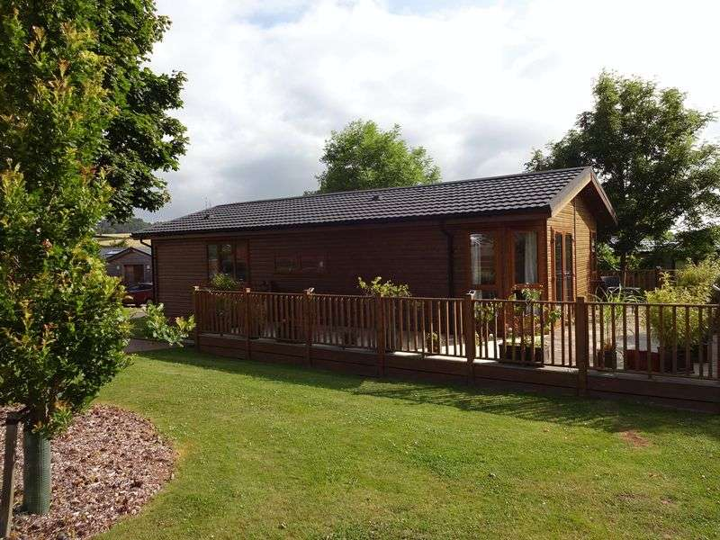 2 Bedrooms Detached Bungalow for sale in Blagdon, Near Totnes
