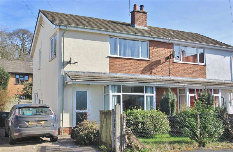 3 Bedrooms Semi Detached House for sale in Forest Road, Mile End, Coleford