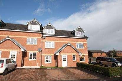 3 Bedrooms Terraced House for sale in Dunlop Avenue, Barrhead, Glasgow, East Renfrewshire