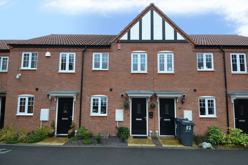 2 Bedrooms Town House for sale in Ley Hill Farm Road, Northfield, Birmingham