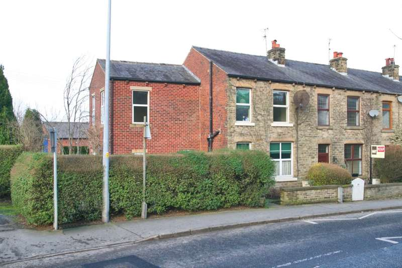 3 Bedrooms Semi Detached House for sale in Wellington Road, Bollington