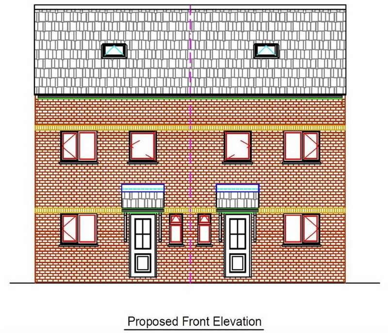 4 Bedrooms Property for sale in Plot 2 (58b) Belgrave Road, Manchester, M40