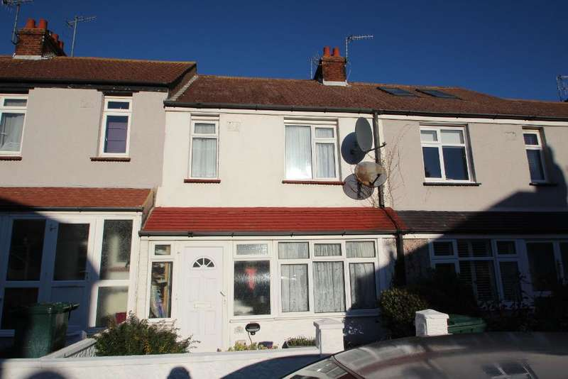 4 Bedrooms Terraced House for sale in Bampfield Street, Portslade, East Sussex, BN41 1SE