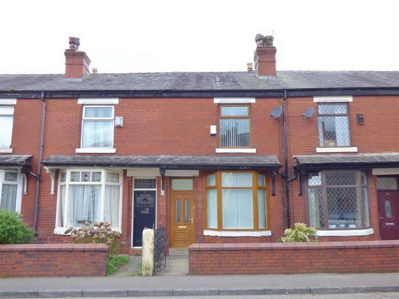 3 Bedrooms Property for sale in Middleton Road, Hopwood, HEYWOOD, Lancashire, OL10