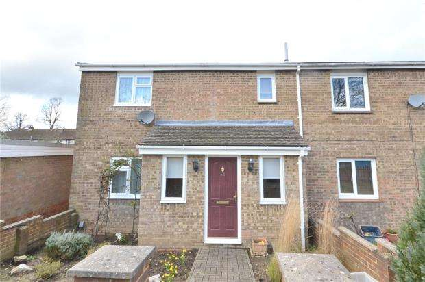 3 Bedrooms End Of Terrace House for sale in Gainsborough Road, Basingstoke, Hampshire