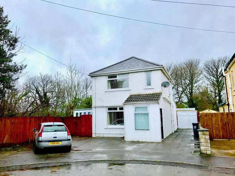 3 Bedrooms Detached House for sale in Burrows Road, Baglan, Port Talbot