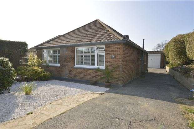 2 Bedrooms Semi Detached Bungalow for sale in Pine Avenue, HASTINGS, East Sussex, TN34 3PP