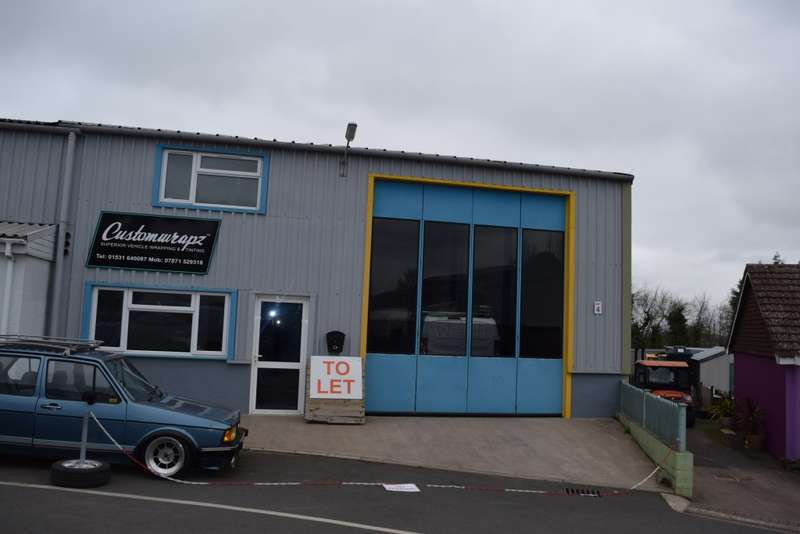 Property for rent in Unit 4 Fromes Hill Services, Fromes Hill Herefordshire, Hereford, Herefordshire, HR8 1HT