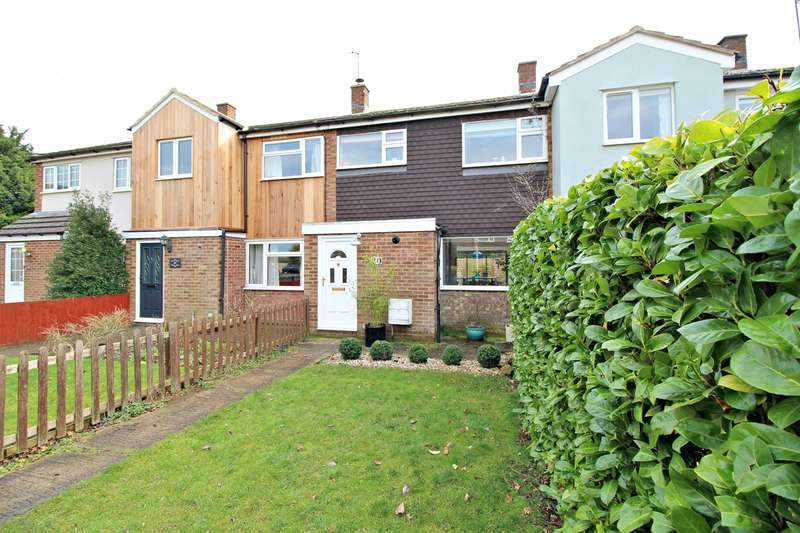 3 Bedrooms Terraced House for sale in Bunyan Close, Pirton, Hitchin, SG5