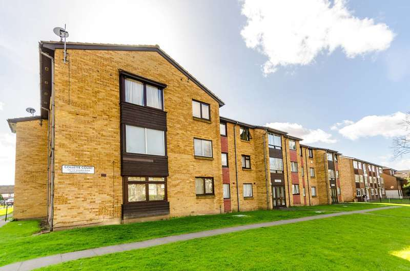 2 Bedrooms Flat for sale in Selhurst Road, South Norwood, SE25