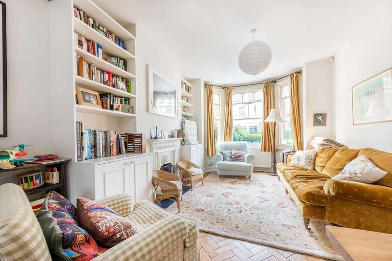 4 Bedrooms House for sale in Valetta Road, Wendell Park, W3
