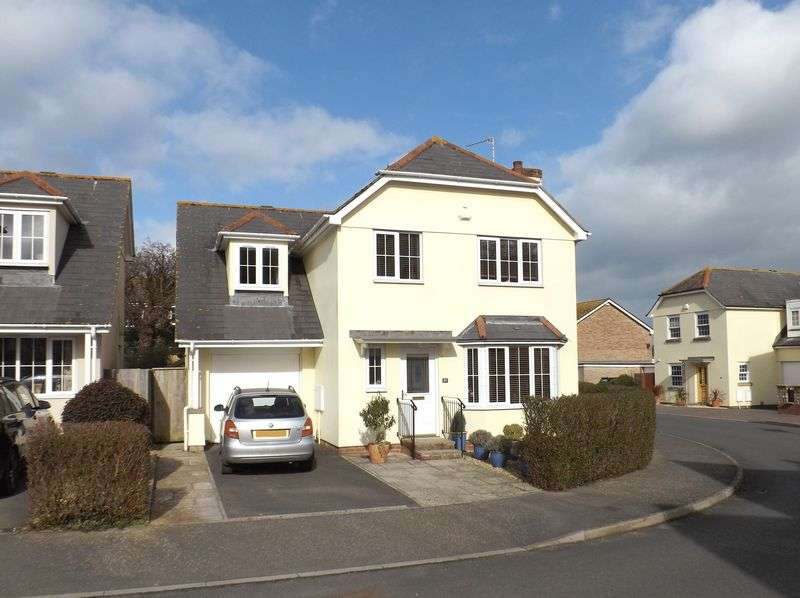 4 Bedrooms Detached House for sale in Riverdale Orchard, SEATON