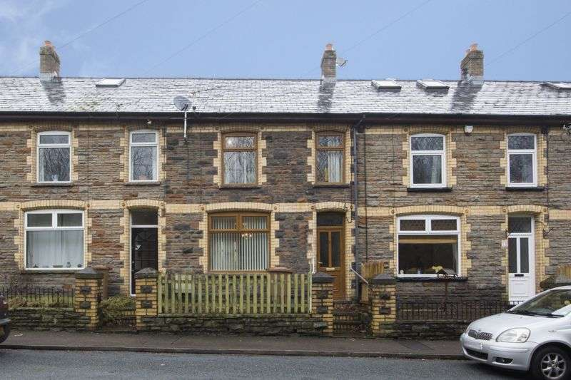 3 Bedrooms Terraced House for sale in Duffryn Terrace, Newport