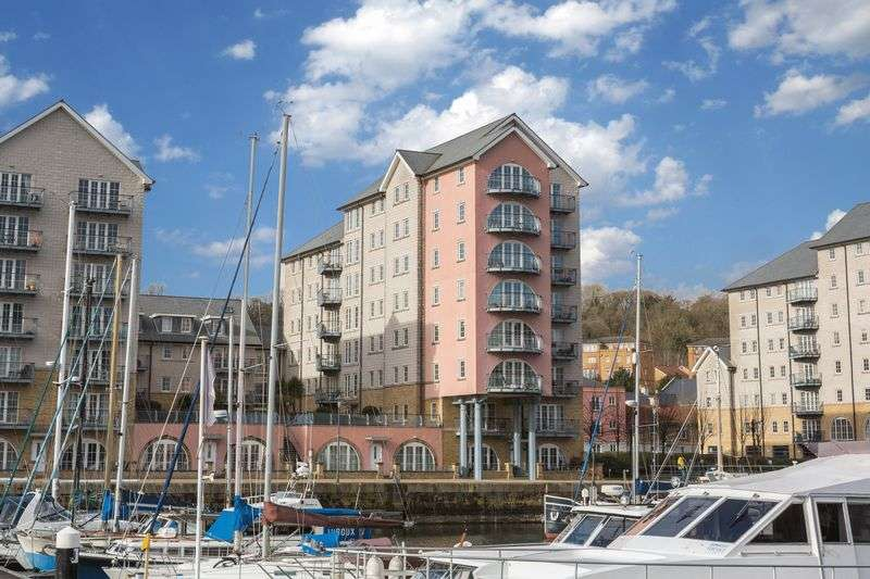 2 Bedrooms Flat for sale in Lower Burlington Road, Portishead
