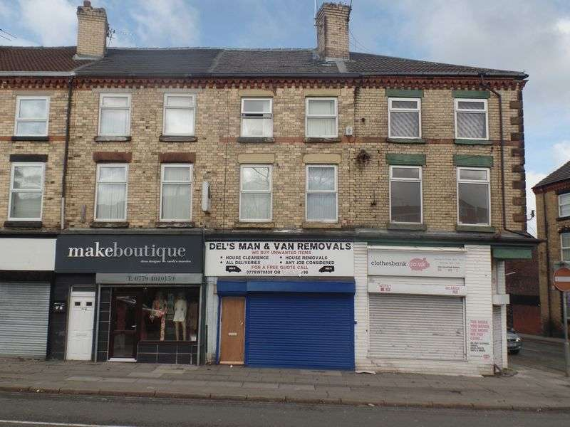 2 Bedrooms Flat for sale in 95 Rocky Lane, Liverpool