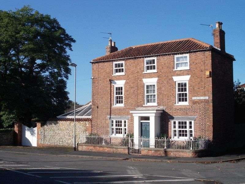4 Bedrooms Detached House for sale in Sylvester Street, Kirton Lindsey, Gainsborough