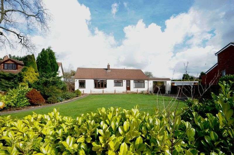 4 Bedrooms Detached Bungalow for sale in Willow Garth, Ridley Lane, Mawdesley, L40 2RE