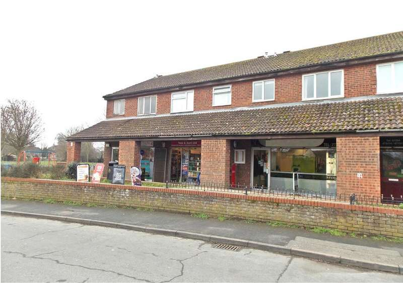1 Bedroom Apartment Flat for sale in Faulkeners Way, Trimley St Mary, Suffolk, IP11