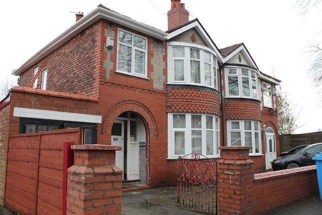 3 Bedrooms Semi Detached House for sale in Lytham Rd, Fallow field, Manchester m14