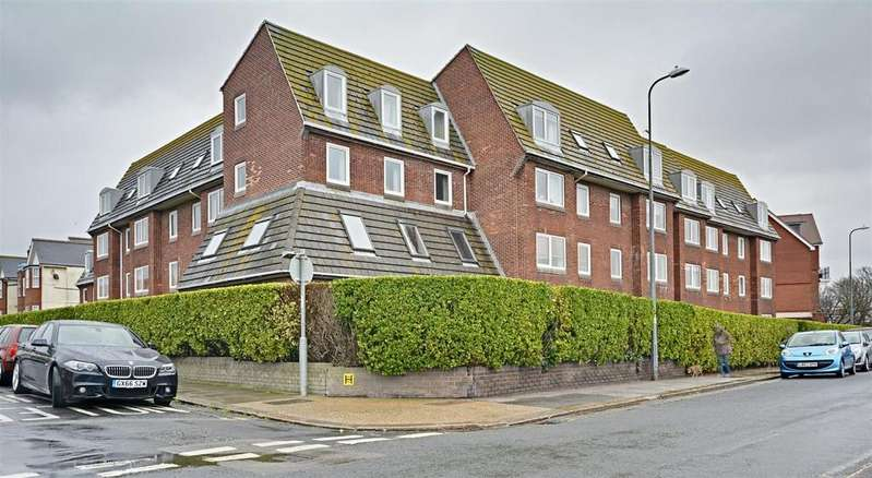 1 Bedroom Retirement Property for sale in Cranfield Road, Bexhill-On-Sea