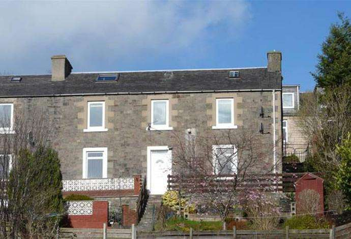 1 Bedroom Flat for sale in 235 Magdala Terrace, Galashiels, TD1 2HT