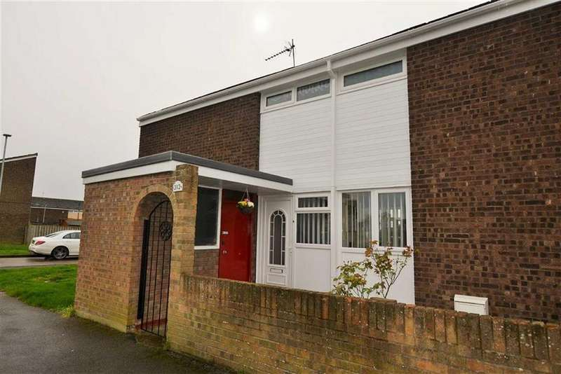 3 Bedrooms End Of Terrace House for sale in Stroud Crescent East, Bransholme, Hull, HU7