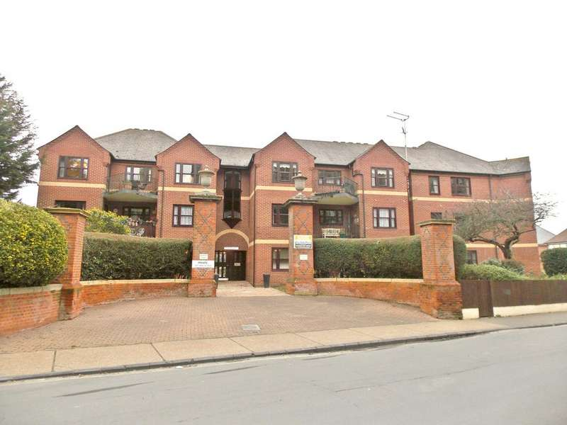 2 Bedrooms Retirement Property for sale in Harvest Court, Cobbold Road, Felixstowe IP11